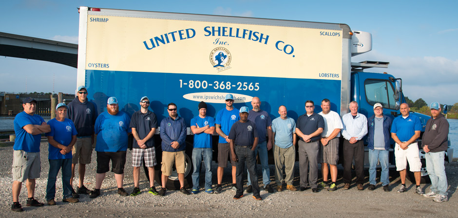 United Shellfish Drivers